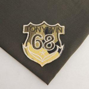 اپلیکه ارتشی 68