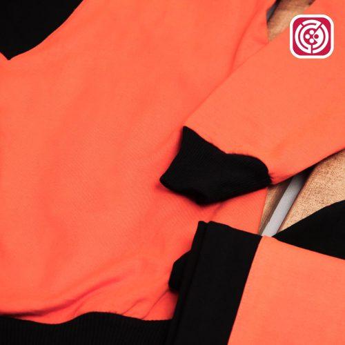 فروش آنلاین ست بلوز شلوار راحتی زنانه رخشا - روچی