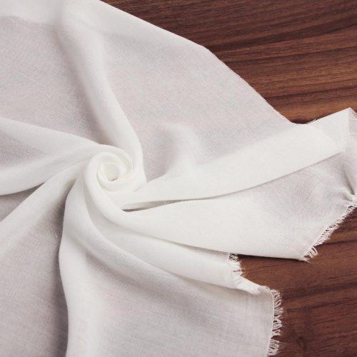 خرید عمده پارچه شال و روسری نخی فلامنت -پارچه فروشی روچی