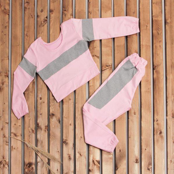 خرید آنلاین ست بلوز شلوار راحتی زنانه تندیس - روچی