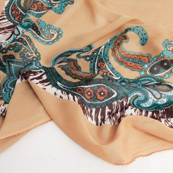 خرید متری پنل روسری پری - روچی