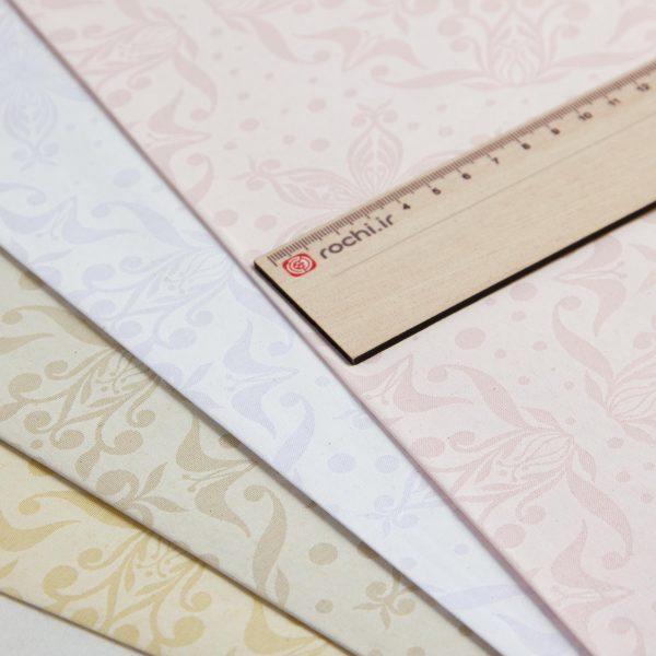 پارچه ملحفه ای گل افشان - روچی