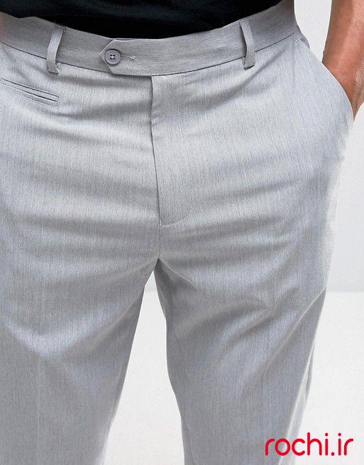 الگوی شلوار کژوال مردانه کاوه- روچی