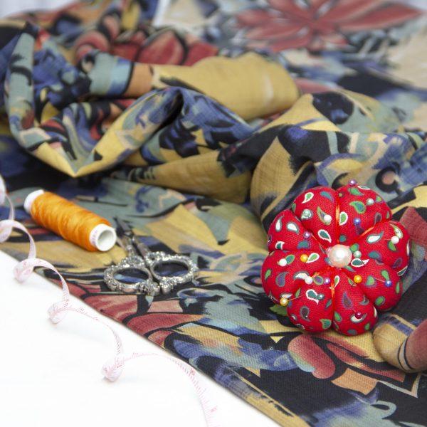 پارچه نخی رونیا - پارچه فروشی روچی