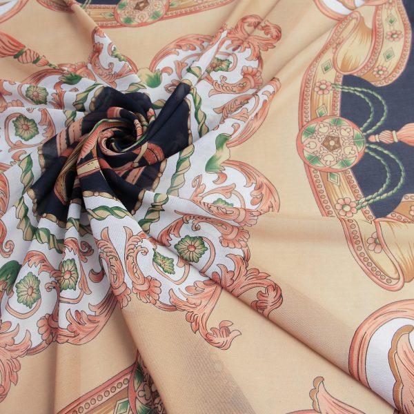 خرید آنلاین پنل روسری زریوار - روچی
