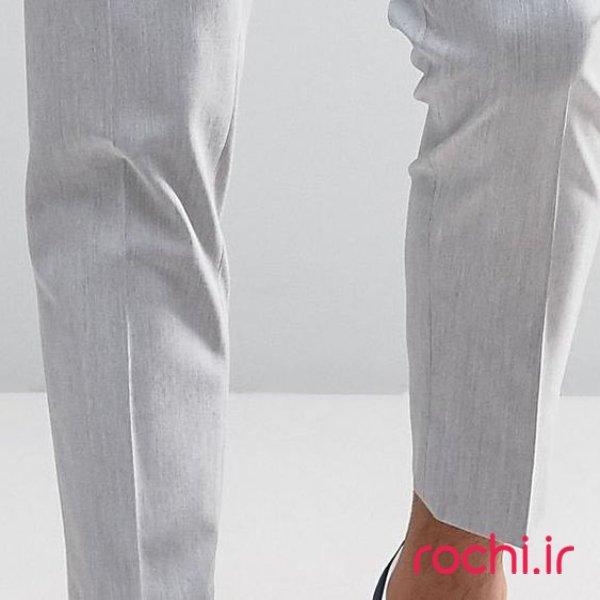 الگوی شلوار کژوال مردانه کاوه - الگوکده روچی