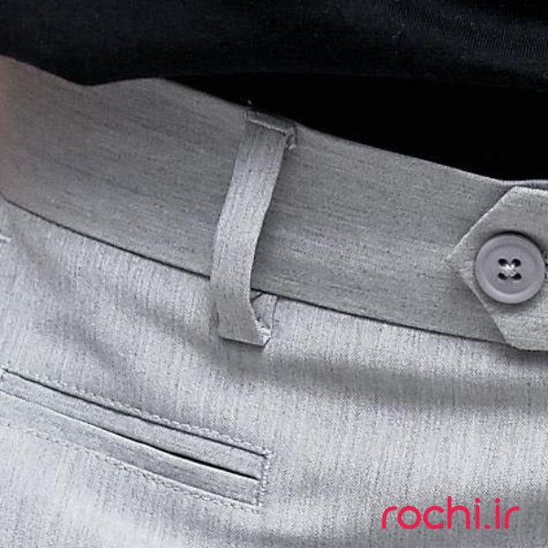 خرید الگوی شلوار کژوال مردانه کاوه - روچی