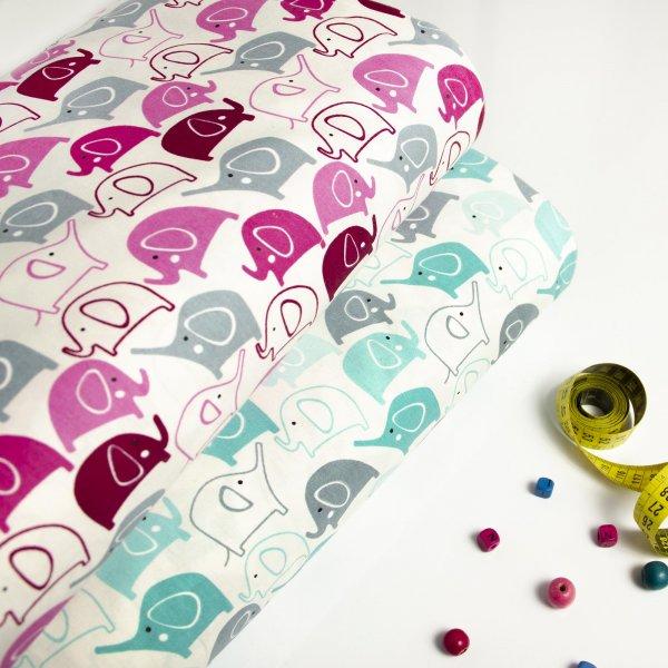 پارچه ملحفه ای کودک آدینا - روچی