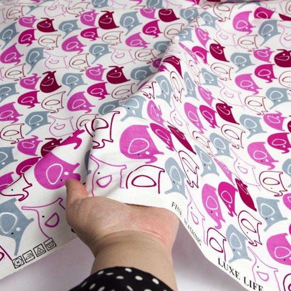 خرید آنلاین پارچه ملحفه ای کودک آدینا - روچی