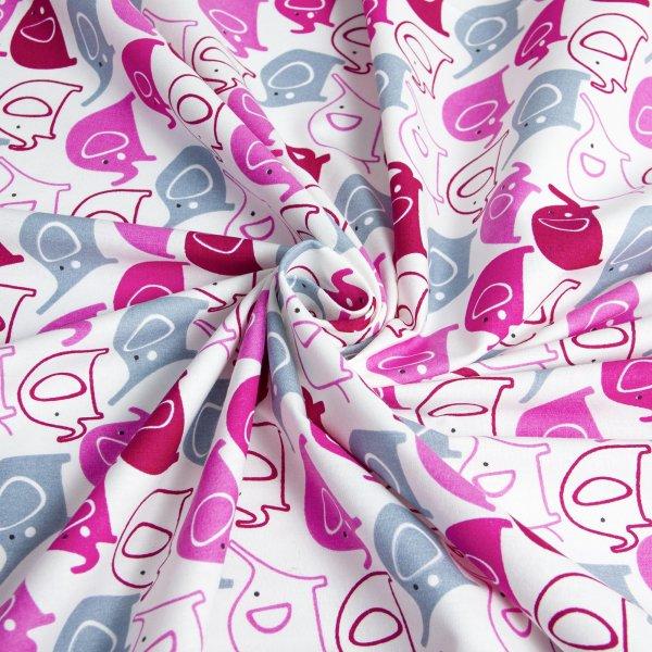 خرید آنلاین پارچه ملحفه ای کودک آدینا - فروشگاه آنلاین روچی