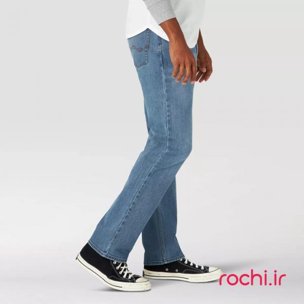 الگوی شلوار جین راسته مردانه کاراکو - روچی
