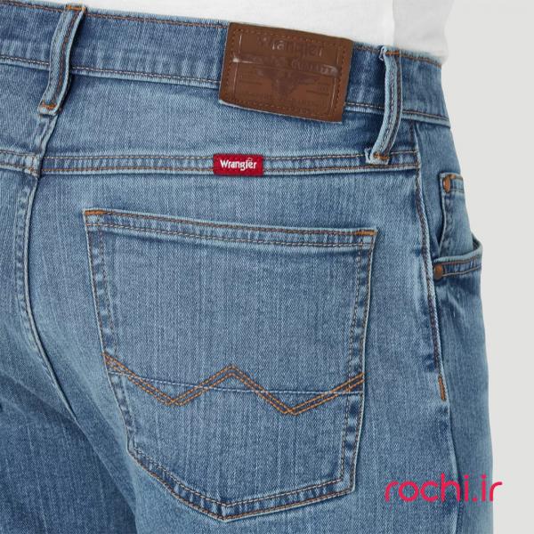 الگوی شلوار جین راسته مردانه کاراکو - خرید الگو روچی