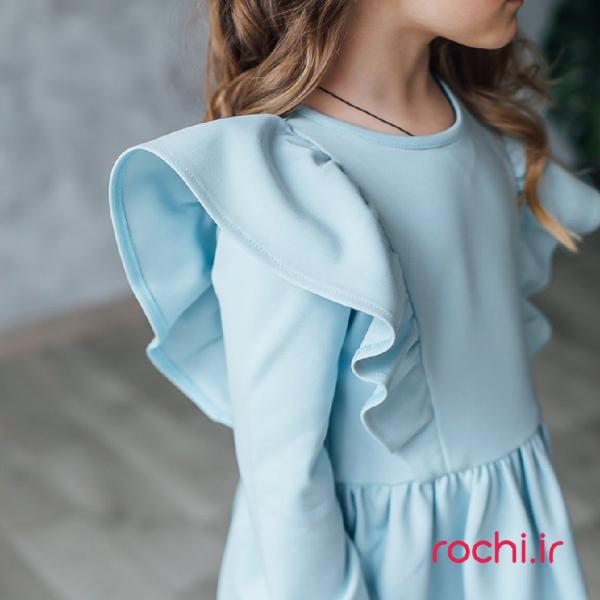 الگوی پیراهن کودک آسنا - فروشگاه روچی