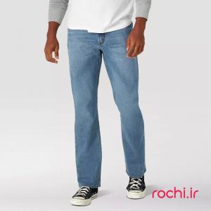 الگوی شلوار جین راسته مردانه کاراکو