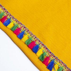 نوار منگوله رنگی