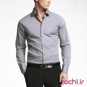 الگوی پایه پیراهن اسپرت مردانه